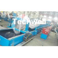 15KW Hydraulic Power Highway Guardrail  Roll Forming Machine Manufactures