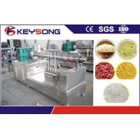 China 100 - 500kg Per Hour Artificial Rice Making Machine Reconstructing Broken Rice on sale