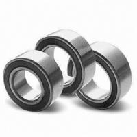 China Automotive bearings with p0 Single Row open Seals brass cage Ring Material Chrome Steel bearing on sale