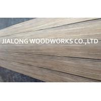 Natural Sliced Cut African Teak Quarter Cut Wood Veneer Sheet For Plywood Manufactures