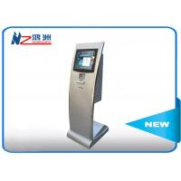 Indoor network digital signage interactive kiosk bill payment machine with WIFI Manufactures