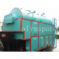 Quality Oil Heating Water Steel Coal Fired Steam Boiler  8 Ton , Energy Efficient for sale