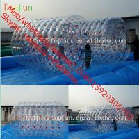 inflatable water roller inflatable roller for pool Manufactures