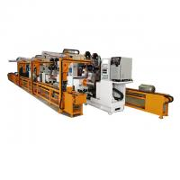 46KW Motor Power Nominal Pressure 5000KN LPG cylinder Manufacturing machines 2-4mm Steel Plate Thickness Manufactures