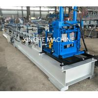 Quality High Speed Security Metal Roofing Roll Former With Hydraulic Pump Station for sale