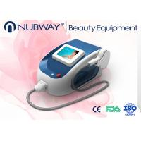 Beauty Salon Equipment home laser hair removal machine / 808nm Portable Diode Laser Manufactures