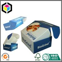 Tuck Top Matte CMYK Full Color Litho Print Corrugated Cardboard Shipping Box Manufactures