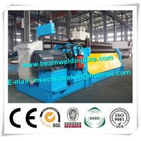 CNC Hydraulic bending machine steel plate shearing machine , Steel rolling machine Manufactures