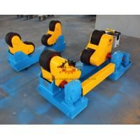 Rubber Wheel Pipe Conventional Welding Rotator 40 Ton Loading Capaicty Manufactures