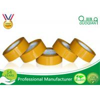 Hot Melt Personalised OPP Packing Tape 48MM X 50M 43mic High Tensile Strength Manufactures