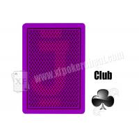 Magic Props Copag Texas Hold Em Invisible Playing Cards Plastic For Gambling Cheat Manufactures