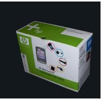 Quality Colorful 7 * 6 * 2.5 Inch Mobile Phone Paper Corrugated Box With Customized Logo for sale