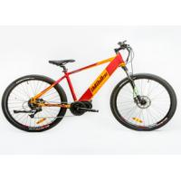 Power Assist Mountain Bike , Specialised Electric Mountain Bike Brushless Controller Manufactures