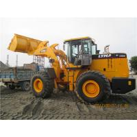 China Adjustable Seat Industrial Front End Loader Small Dirt Moving Equipment 5T on sale