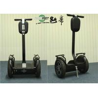 Urban Streamline 2 Wheel Self Balancing Scooter / Electric Chariot Scooter Manufactures