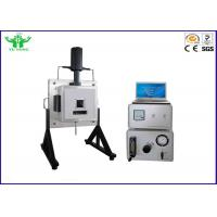 Buy cheap BS476 Part 6 Fire Propagation Index Test Apparatus for Walls and Ceilings from wholesalers