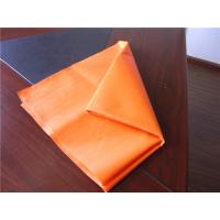 Easy Carrying Flame Resistant Blanket Protective Covering For Fire Fighting Manufactures