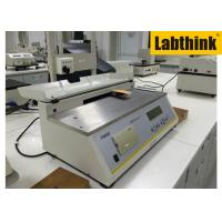 Laboratory Coefficient Of Friction Measurement Device For Packaging Materials Manufactures
