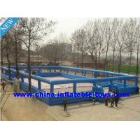 Customized PVC Inflatable Sports Games Inflatable Paintball Play Yard SGS Manufactures