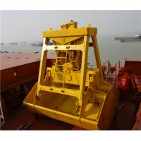 25T Ship Deck Crane Wireless Remote Control Grab for Port  Loading Bulk Materials Manufactures