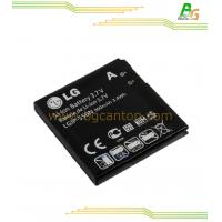 Original /OEM LG LGIP-550N for LG GD510, GD880 Mini, S310 Battery LGIP-550N Manufactures