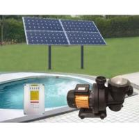 China solar power submersible water pump on sale