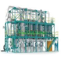 30-500 TPD Wheat Flour Milling Machine Flour Mill Equipment One Year Warranty Manufactures