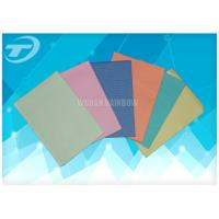 Disposable Medical Dental Patient Bibs 2 Ply Paper + 1 Ply Poly Film CE/ISO Certificate Manufactures