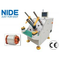 Three Phase Motor Stator  Semi-automatic stator Winding Inserting Machine Manufactures