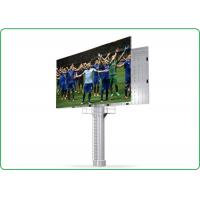 Electronic Outdoor Led Billboard Module With Light Weight Slim Design Manufactures