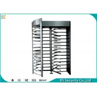 Intelligent Full Height Turnstile Security Systems For Residence Area Manufactures