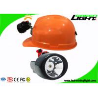 Buy cheap Rechargeable Cree LED Headlights 4000 Lux For Hiking / Camping / Mining from wholesalers