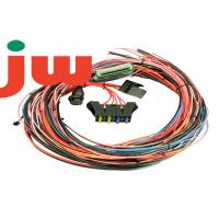 Quality 16 Pin Pioneer Car Stereo Wiring Harness , Jeep Stereo Wiring Harness Adapter for sale