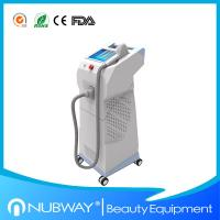 Contact Cooling System Diode Laser Hair Removal Machine / 808nm Laser Diode Beauty Equipme