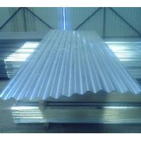 Quality SGCC, SGCH, G550 JIS hot dipped Steel Galvanized Corrugated Roofing Sheet / for sale