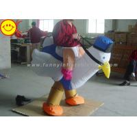 Airblown Chicken Inflatable Rooster Costume Fully Inflates For Theme Game Manufactures