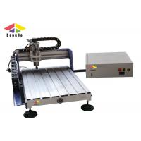 Reliable Demostic Spindle CNC Router Machine For 3D Surface / Shaped Cutting Manufactures