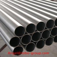 China ASTM A789 Super Duplex S 32750 Stainless Steel Seamless Pipe on sale
