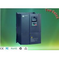 Full Automatic 3 Phase Frequency Inverter 22kw 460 V AC With Iron Case Manufactures