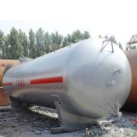China South Africa Used 9M3 LPG TANK with Valves and Pump; Gas Cylinder LPG Tank on sale