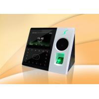 Palm Recognition And Facial Multi - Biometric Time Attendance System CE FCC Listed Manufactures