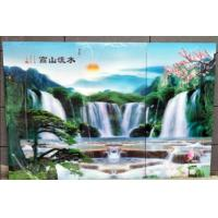 China 3d manufactuer large size 3d poster large format lenticular advertising poster 3d flip printing Manufactures