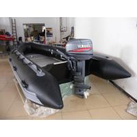 Horsepower Amusing Air Deck Floor durable PVC Inflatable Boat Water Boats Manufactures