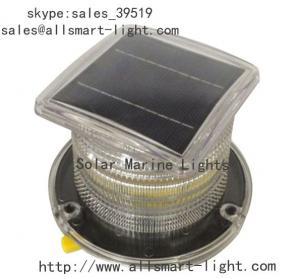 Quality Solar Aviation Lights ASE-002 Solar Beacon Lights Solar Security Lights Solar for sale