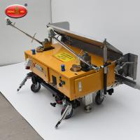 ZB800-2A Automatic Wall Cement Plastering Machine/Machine Plastering Wall For Construction Manufactures