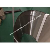 Hard Tempered Aluminium Foil Strip 1060 Grade 0.038mm For Power Industry Manufactures