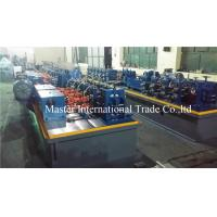 High Frequency Welding Pipe Forming Machine For Carbon Steel 600 Kw Welder Manufactures