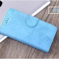 Quality Vintage Samsung S8 2 In 1 Wallet Case Oil Leather Soft Back Cover Seamless Joint for sale