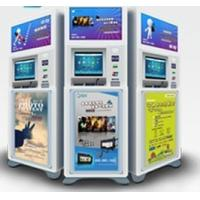 China Public Cell Phone Charging Station / Mobile Phone Outdoor Touch Screen Kiosk on sale