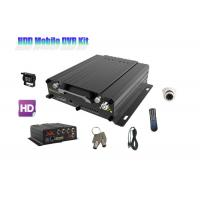 Buy cheap Mobile Cctv Dvr For Vehicles , 1080P Mobile DVR With GPS Tracking For Remote from wholesalers